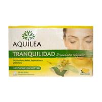 TRANQUILIDAD 20 INFUSIONES AQUILEA