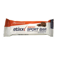 Etixx Energy Sport Bar xoco caixa 12 unitats