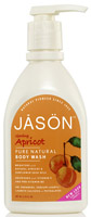 GEL DE DUCHA ALBARICOQUE 887 ML. JASON