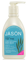 GEL DE DUCHA ÁRBOL DEL TÉ 887 ML. JASON