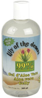 GEL HIDRATANTE DE ALOE VERA 99% 360ML LILY OF THE DESERT