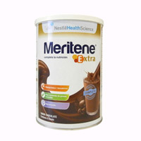 BATIDO CHOCOLATE EXTRA 450 GR. MERITENE