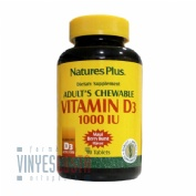 Nature's Plus Vitamina D3 1000UI 90 comp.