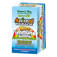 ANIMAL PARADE KIDS IMMUNE BOOSTER 90 CMP. NATURE'S PLUS