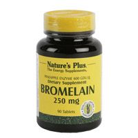 BROMELAÍNA 250mg 90 CMP. NATURE'S PLUS