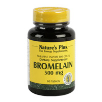 BROMELAÍNA 500mg 60 CMP. NATURE'S PLUS