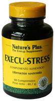 EXECU-STRESS 60 CMP. NATURE'S PLUS