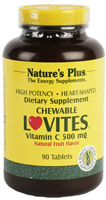 LOVITES 90 CMP. NATURE'S PLUS