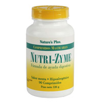 NUTRI-ZYME 90 CMP. NATURE'S PLUS