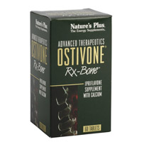 OSTIVONE RX BONE 60 CMP. NATURE'S PLUS
