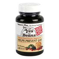 SAY YES TO BEANS 60 CAP. NATURE'S PLUS