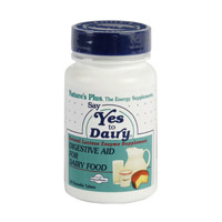 SAY YES TO DAIRY 50 CMP. NATURE'S PLUS