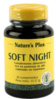 SOFT NIGHT 30 CMP. NATURE'S PLUS