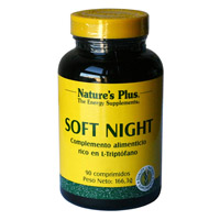SOFT NIGHT 90 CMP. NATURE'S PLUS