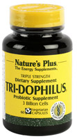 TRI-DOPHILUS 60 CAP. NATURE'S PLUS
