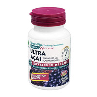 ULTRA AÇAI 30 CMP. NATURE'S PLUS