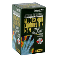 GLUCOSAMINE CHONDROITIN MSM ULTRA RX-JOINT 90 CMP. NATURE'S PLUS