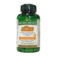 ESTER-C 500MG 90 COMP NATURE'S BOUNTY