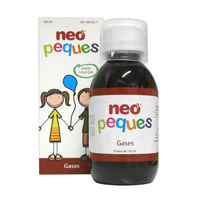 GASES JARABE 150 ML. NEO PEQUES