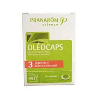 OLEOCAPS 3 30 CAPS. PRANAROM