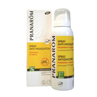 AROMAPIC SPRAY ANTI-MOSQUITOS ATMÓSFERA Y TEJIDOS 100 ML. PRANAROM