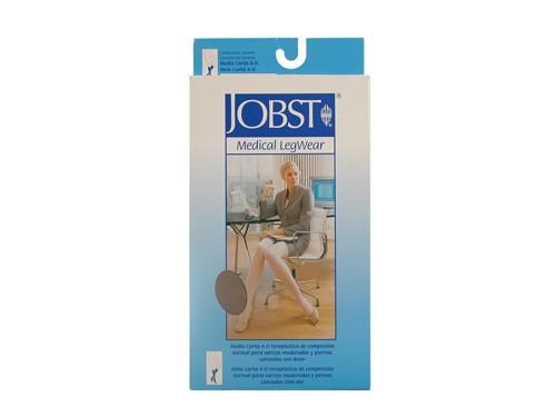 Media Corta (A-D) Comp Normal 140 Den Jobst Medical Legwear (Beige Claro T-6)