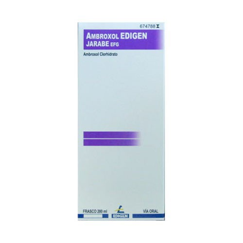 MUXIMED JARABE EFG , 1 frasco de 200 ml