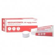 NEOSAYOMOL 20 mg/ g CREMA, 1 tubo de 30 g