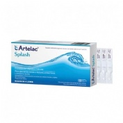 Artelac Splash Colirio Ojos Secos (0.5 Ml 30 Unidosis)