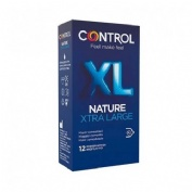 Control Adapta Xl Preservativos (12 U)