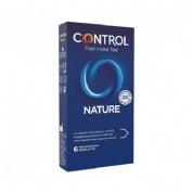 Control Adapta Nature Preservativos (6 U)