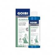 Goibi Antipiojos Locion Nature Elimina Sin Insecticida (200 Ml)