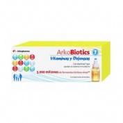 Arkobiotics Vitaminas Y Defensas (Niños 7 Unidosis)