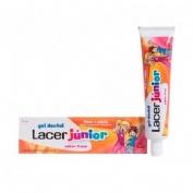 Lacer junior gel dental (1 envase 75 ml sabor fresa)