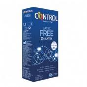 Control Free De Poliuretano Preservativo Sin Latex (5 U)