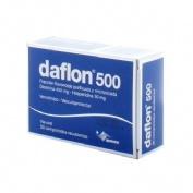 DAFLON  500mg  comprimidos recubiertos 30 comprimidos recubiertos