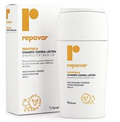 Repavar Pediatrica Champu Costra Lactea (200 Ml)
