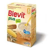 BLEVIT PLUS SUPERFIBRA 8 CEREALES (300 G)