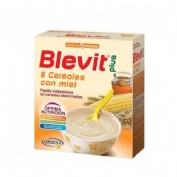 Blevit Plus 8 Cereales Con Miel (300 G)