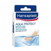 Hansaplast Aqua Protect Aposito Adhesivo (Surtido 20 U)