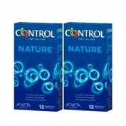 Control Nature Preservativos (Pack Megaprecio 24 Preservativos)