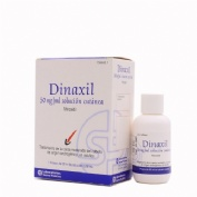 DINAXIL 50 MG/ML SOLUCION CUTANEA, 1 frasco de 60 ml