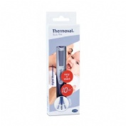 Termometro Digital Thermoval Rapid Medicion Rapida (Punta Flexible)