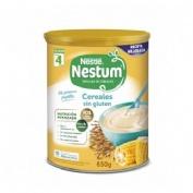 Nestle nestum papilla cereales sin gluten (650 g)