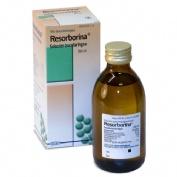 RESORBORINA SOLUCION, 1 frasco de 200 ml