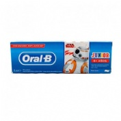 Oral-B Star Wars Pasta Dental Infantil (+ 6 Años 75 Ml)