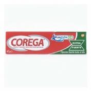 Corega Crema Extra Fuerte Adhesivo Protesis Dental (40 Ml)