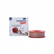 Esparadrapo Hipoalergico Omniplast (Tejido Resistente 5 M X 1,25 Cm)