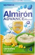 Almiron advance cereales s/glu bifidus 300 g 2 u