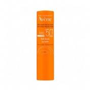 Avene stick labios muy alta proteccion spf50+ (1 envase 3 g)